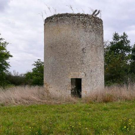 Airvault - Les anciens moulins