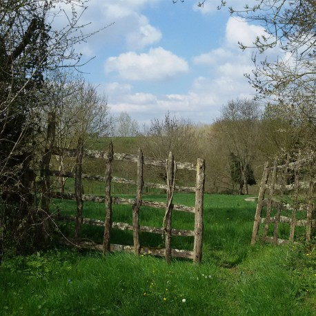 Allonne - Le village du Thouet