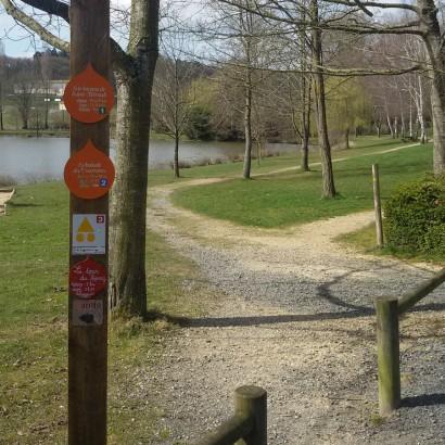 Boismé - La balade du Gourneau