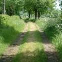 Saint-Laurs - Le chemin des Galibots