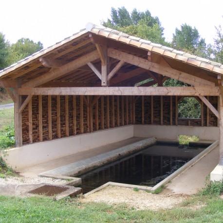 St-Léger-de-la-Martinière - Les Sources de la Légère
