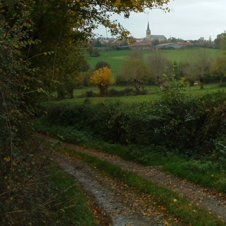 Saint-Pardoux - Château-Bourdin