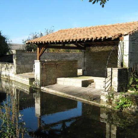 Brioux-sur-Boutonne - Palisses et Boutonne