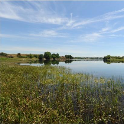 L'Espace Naturel Sensible du Lac du Cébron