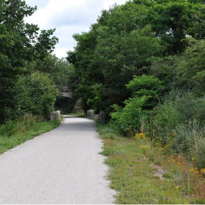 La voie verte - Bressuire Nueil-les-Aubiers