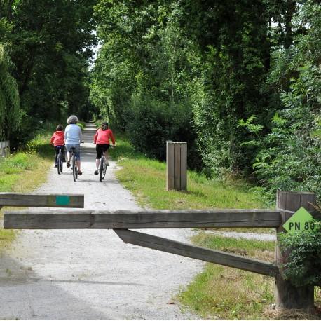 La voie verte - Parthenay Bressuire