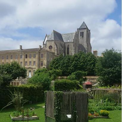 Abbaye de Celles-sur-Belle