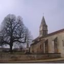 Melleran - L'abbaye des Alleuds