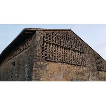 St-Léger-de-la-Martinière - La Fontaine de la Grimaudière et les Bois de Melle