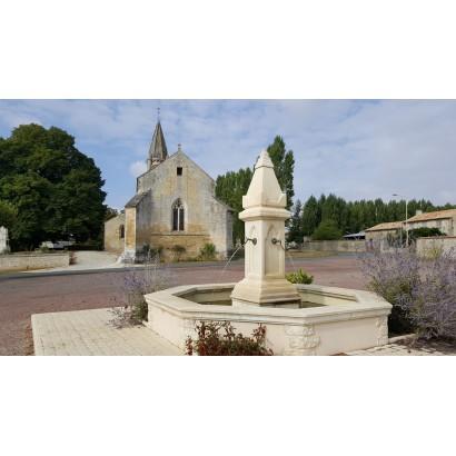 église de Melleran