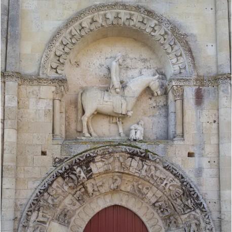 Eglise romane St-Hilaire de Melle