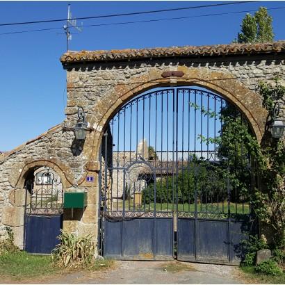 Luzay La Croix du Chillas