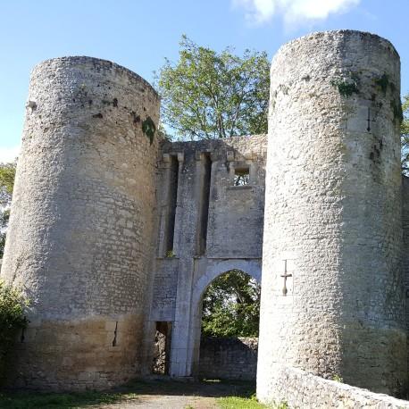 Luzay Le pont de la Roche