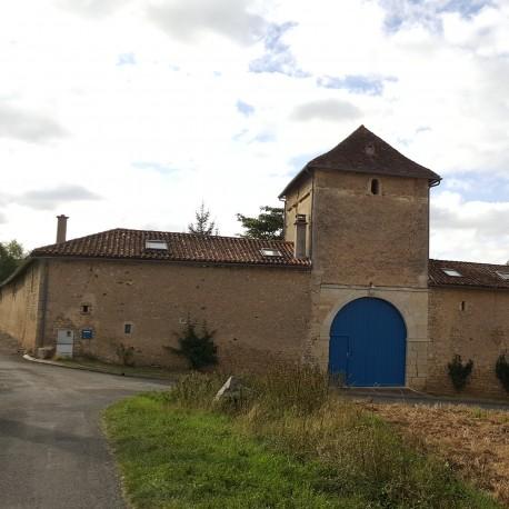Maulet - Le Thouet et le Thouaret