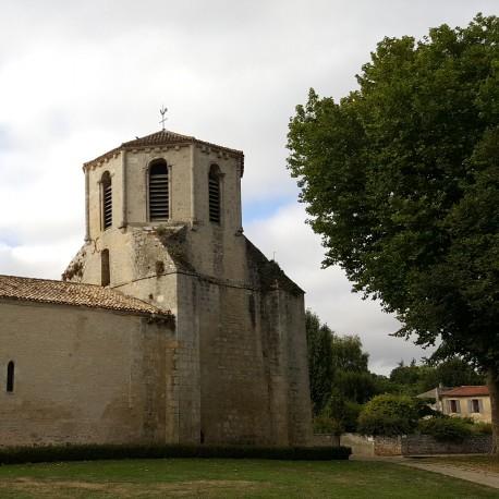 Germond-Rouvre La vallée de Saint-James