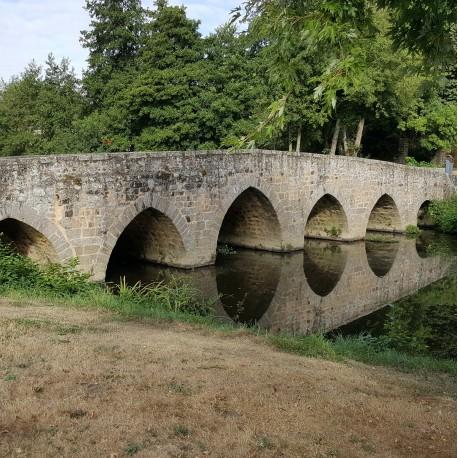 Voultegon Sentier du Viaduc