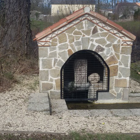 Boismé - Fontaine de Saint-Mérault