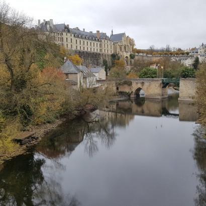 Thouars-La balade des châteaux