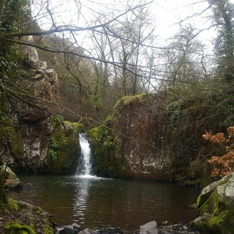 Cascade de Pommier - Espace Naturel Sensible de la Vallée du Pressoir