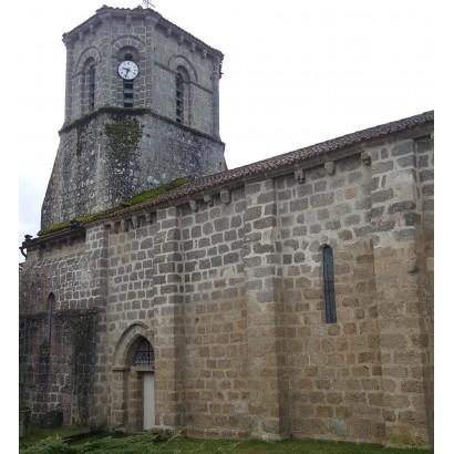 église du Tallud