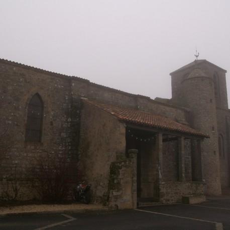 Bressuire - Du Dolo au Thouaret / Eole en point de mire...