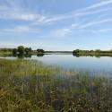 Saint-Loup-Lamairé - Le lac du Cébron / Plaines et rivières