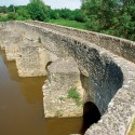Gourgé - Le pont roman